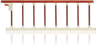 PENGFEI ベビー用ベッドガードフェンス 折りたたみ式 バーをつかむ ベッドバンパー 高齢者向け 安全性と安定性 病院や家庭用 長さ121cm (Color : C)