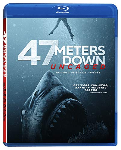 47 Meters Down: Uncaged [Edizione: Stati Uniti] [Italia] [Blu-ray]