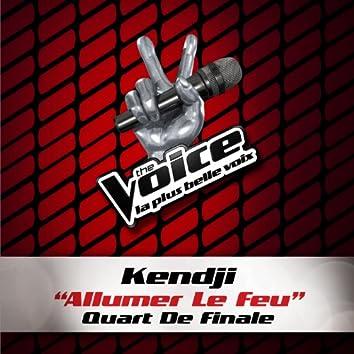 Allumer Le Feu - The Voice 3