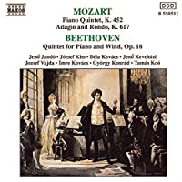 Beethoven:Piano & Wind Quint