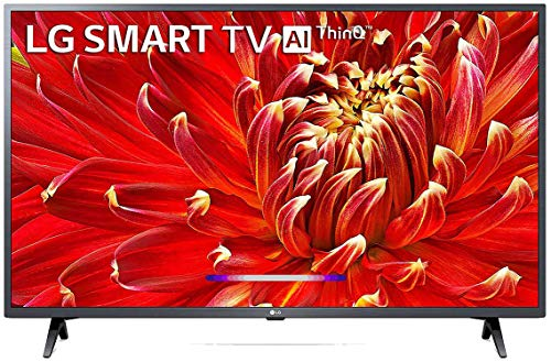 LG 108 cm (43 inches) Full HD Smart LED TV 43LM6360PTB (Dark...