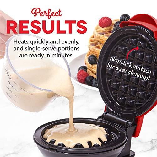 Product Image 1: Dash Mini Waffle Maker Machine