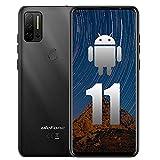 Smartphone Unlocked Ulefone Note 11P Android 11 P60 Octa-core 8GB + 128GB Cell Phone Unlocked, 48MP Five Camera 6.55' HD+ Fullview Display 4400mAh Battery Global Dual SIM 4G LTE Unlocked Phones