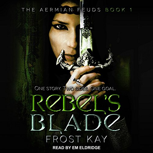 Rebel's Blade audiobook cover art