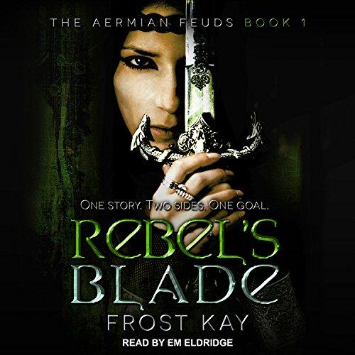 Rebel's Blade cover art
