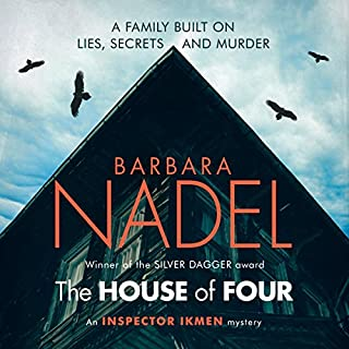 Couverture de The House of Four