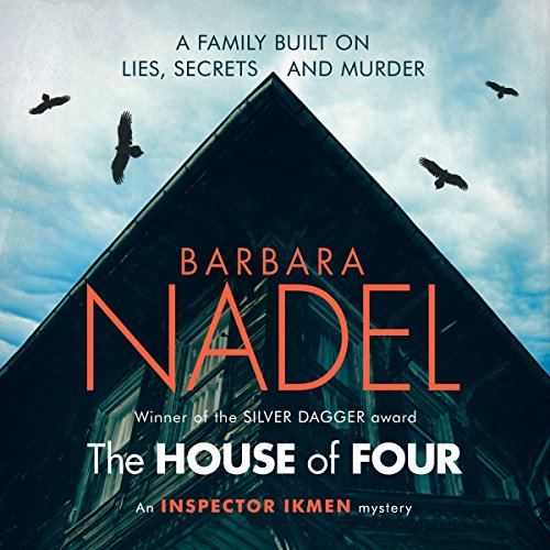 The House of Four audiobook cover art