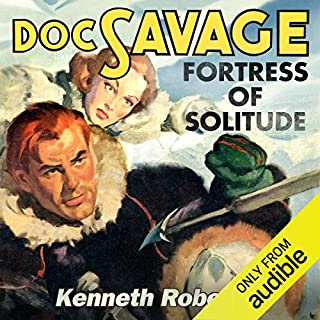 Fortress of Solitude audiobook cover art