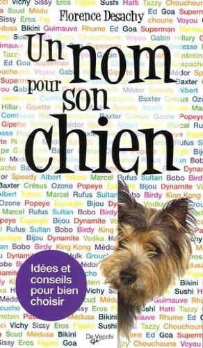 Un nom pour son chien