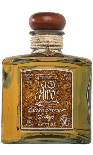 Tequila El Amo Anejo Premium - 700ml