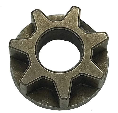 Tool Parts 16mm chainsaw star Gear 115# 125# Angle Grinder replacement gear for chain saw reciprocating saw bracket Asterisk gear adapter
