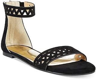 Womens Jacey Faux Suede Flat Dress Sandals