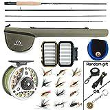 Maxcatch Explorer Fly Fishing Rod Combo Kit (5wt Rod Combo)