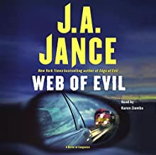 Web of Evil: A Novel of Suspense