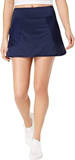 Ideology Womens Golf Fitness Skort Navy XL