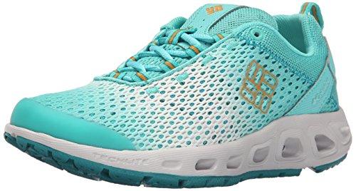Columbia Drainmaker Iii - Zapatos de Low Rise Senderismo Mujer, color Azul...