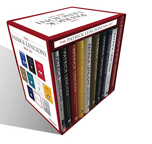 Download The Patrick Lencioni Box Set 2016 