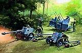 Italeri - I7026 - Maquette - Chars d'assaut - Canons Allemands - Echelle 1:72