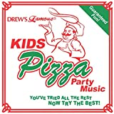Kids' Pizza Party Music CD | Drew's Famous Collection | Party Accessory