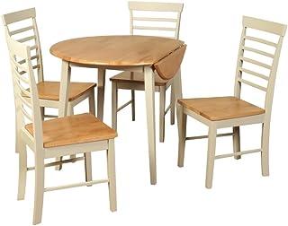 ▷ Comprar Mesas comedor redondas extensibles modernas ...