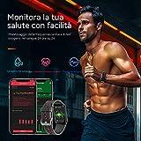 Zoom IMG-2 smart watch per uomo donna