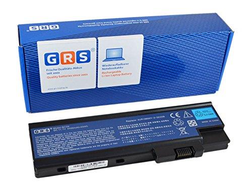 GRS Batería para Acer Aspire 7000, 7003, 7004, 5600, 9410, 7110, 9400,...