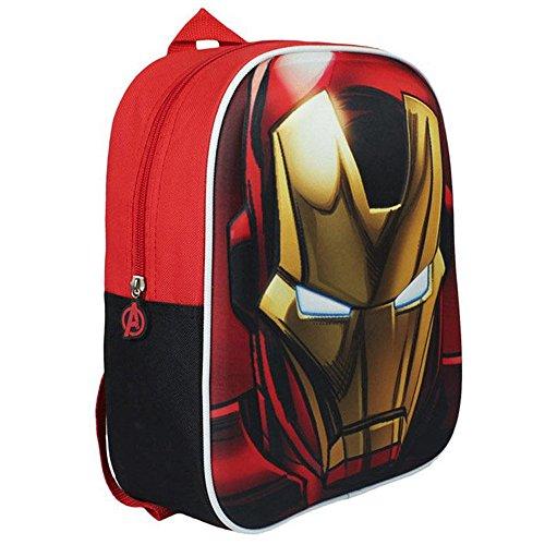 Los Vengadores Avengers 210000662 Mochila Infantil