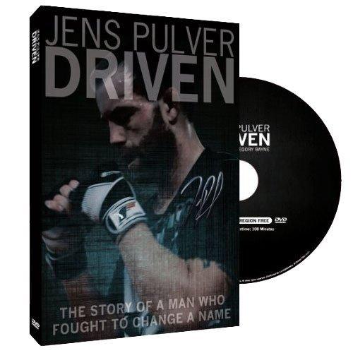 Jens Pulver | Driven DVD Autographed By Jens Pulver