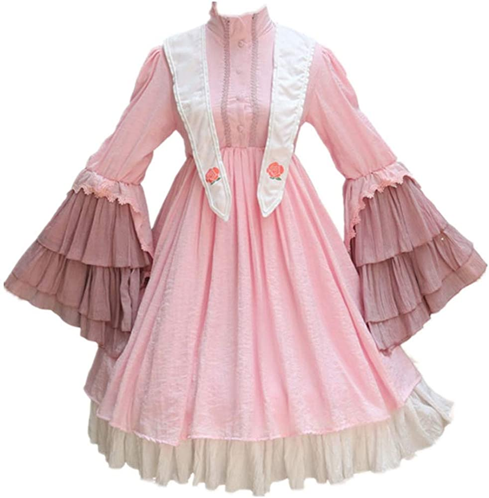 suhero Daidouji Tomoyo Low price Cosplay Costume Free Shipping New Ch Dress Lolita Halloween