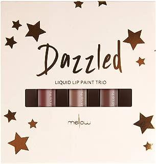 Mellow Cosmetics - Dazzled Liquid Lip Paint Trio