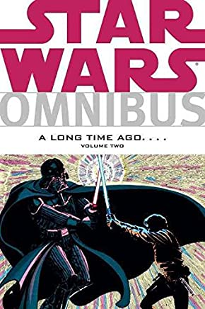 [Star Wars Omnibus: Long Time Ago... v. 2] (By (artist)  Carmine Infantino , By (artist)  Bob Wiacek , By (artist)  Gene Day , By (artist)  Mike Vosberg , By (author)  Archie Goodwin , By (author)  Chris Claremont) [published: October, 2010]