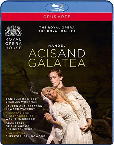 Händel - Acis and Galatea [Blu-ray]
