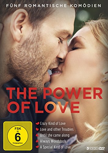 The Power of Love [5 DVDs]