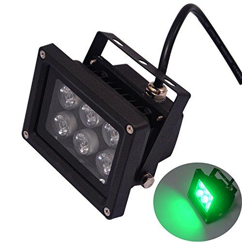 RSN LED 6W LED Foco Faro Color Verde De 30grados IP65Iluminación Exterior Leuchten CE RoHS 220V 230V