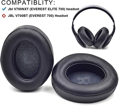 1 Paar Ohrpolster, Schaumstoff, Ersatz-Ohrpolster für JBL v700nxt (Everest Elite 700) Kopfhörer