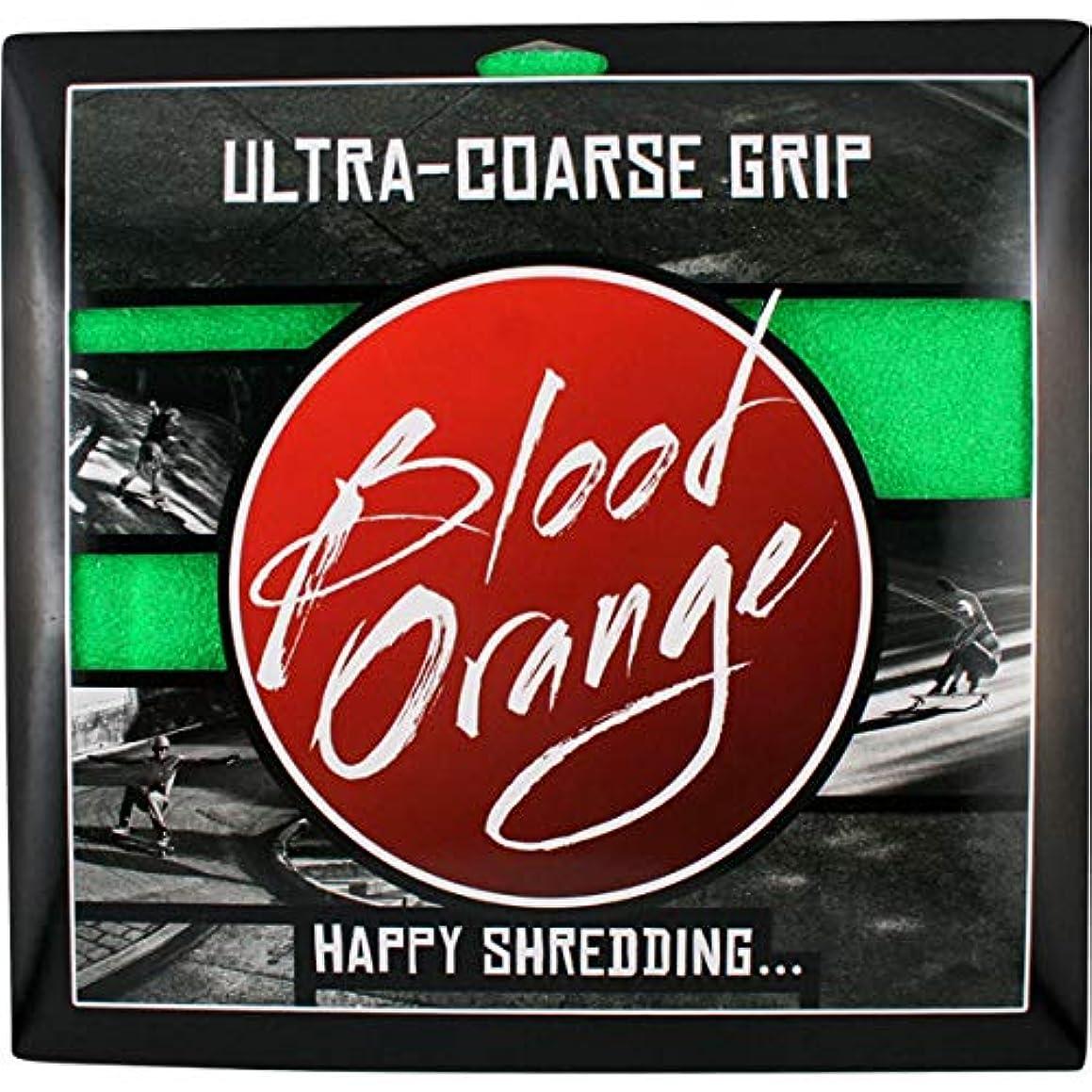 Blood Orange Ultra Coarse Neon Green Grip Tape 4 Pieces 11