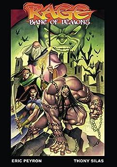 Rage - Bane of Demons (English Edition) van [Eric Peyron]