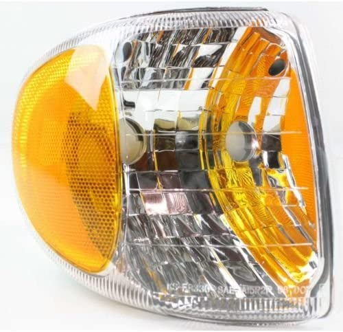 MAPM Premium MOUNTAINEER 98-01 Max 49% OFF CORNER RH Housing and Great interest Lens LAMP