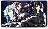 Official Sword Art Online 2'Phantom Bullet Playmat