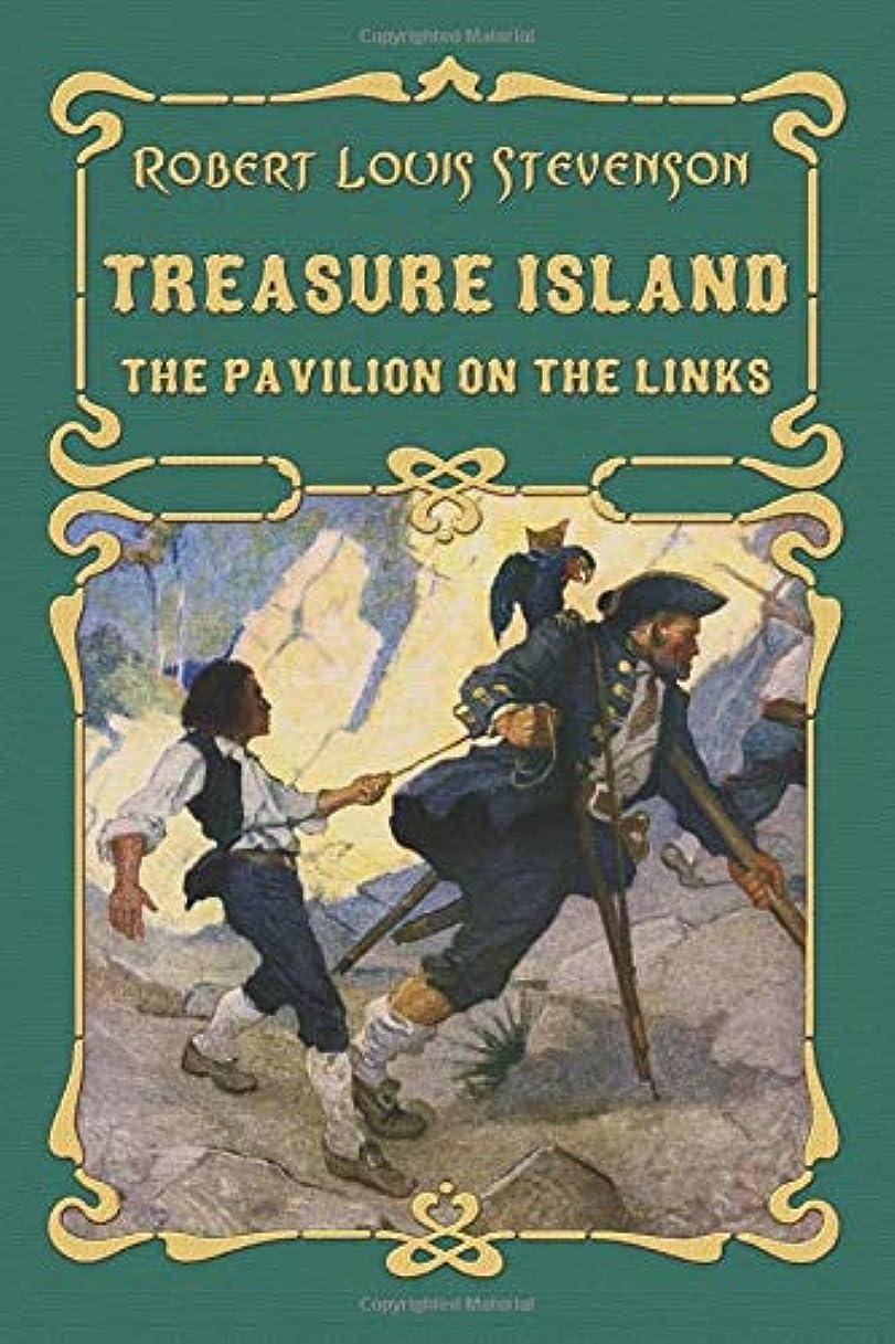 興奮ナイロン例示するTreasure Island. The Pavilion on the Links