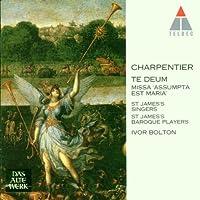 Charpentier:Te Deum/Missa Assu