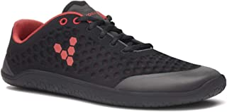 VIVOBAREFOOT Stealth II, Mens Breathable Vegan Workout Shoe with Barefoot Sole