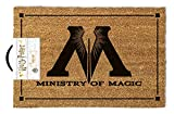 Doormat Harry Potter Ministry of Magic