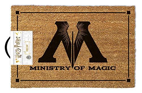 Doormat Harry Potter Ministry of Magic