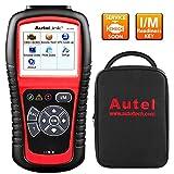 Autel Autolink AL519 Lecteur de code de voiture OBD-II / EOBD,Version avancée de Autel AL319