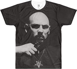 Anton LaVey Satanic Bible Socks Church of Satan Temple Occult Killstar Manson