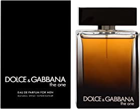 The One by Dolce & Gabbana | Eau de Parfum Natural Spray | Fragrance for Men | Elegant and Sensual Scents of Amber and Tobacco | 100 mL / 3.3 oz