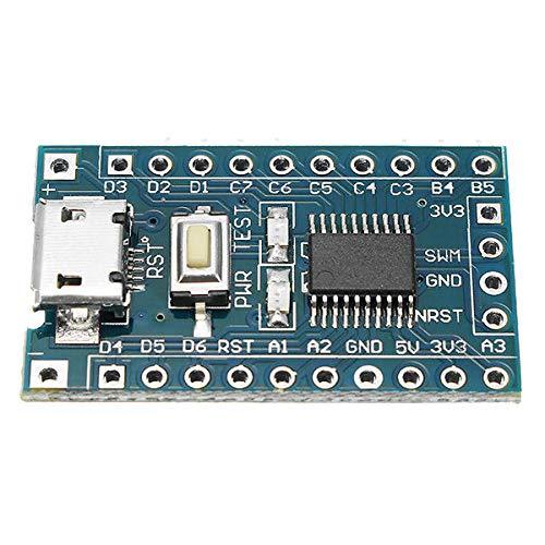 Módulo electrónico Junta de la placa base STM8S103F3P6 STM8S STM8 Desarrollo mínimo Core Junta 10Pcs Equipo electrónico de alta precisión
