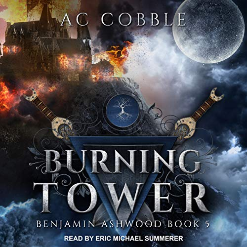 Couverture de Burning Tower
