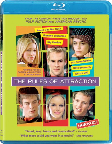 Rules of Attraction [Blu-ray] [Importado]